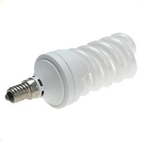 Spiraallamp daglichtlamp