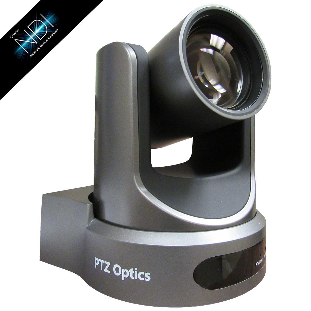PTZ Optics Camera NDI