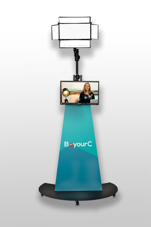 De Webi-Pro mobiele live stream studio